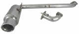 Injen Axle-Back Exhaust - Scion tC 2011+ - Scion tC/Scion tC 2011+/Exhausts