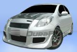 Duraflex C-5 Body Kit - Toyota Yaris 07-09 HB