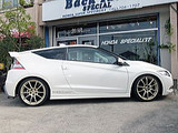Backyard Special Side Skirt Set - Honda CR-Z