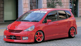 Fabulous Full Body Kit - Honda Fit 06-08