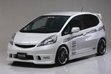 INGS +1 N-Spec Full Aero Kit x Tracy Sports - Honda FIt 09+