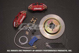 GReddy Front Mini 6 Piston Brake Kit - Scion xB 04-07 - Scion xB/Scion xB 2004-2007/Brakes
