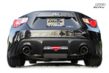 GReddy SP Elite Axle-Back Exhaust - Scion FR-S