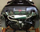 HKS Legamax Cat-Back Exhaust  - Scion FR-S
