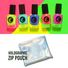 Vice 2016 Collection (with Holographic Pouch)