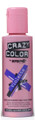Crazy Color - Semi-Permanent Hair Color Cream 100ml - #43 Violette