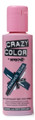 Crazy Color - Semi-Permanent Hair Color Cream 100ml - #45 Peacock Blue