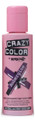 Crazy Color - Semi-Permanent Hair Color Cream 100ml - #50 Aubergine