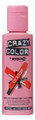 Crazy Color - Semi-Permanent Hair Color Cream 100ml - #60 Orange