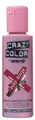 Crazy Color - Semi-Permanent Hair Color Cream 100ml - #66 Ruby Rouge