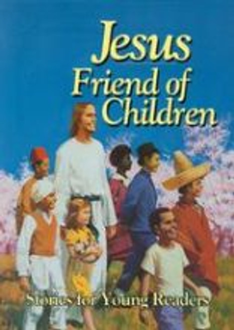Jesus Friend Of Children