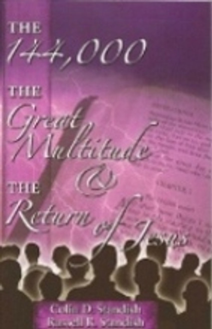 (E-Book)144,000 The Great Multitude