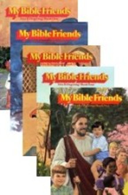 My Bible Friends 2