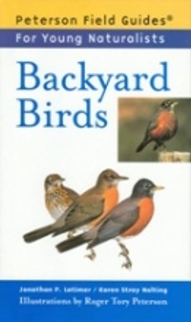 Pet Field Guides - Backyard Birds (HB)