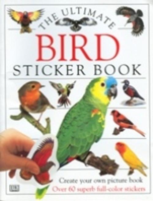Ultimate Bird Sticker Book