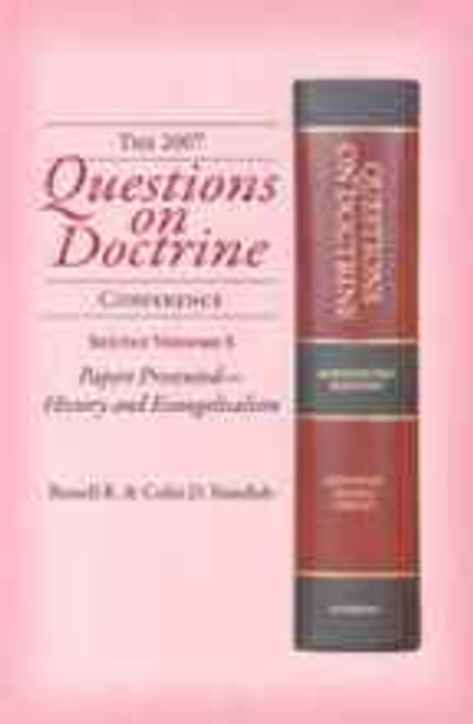 (E-Book) Conference, 2007:  Papers Presented - History and Evangelicalism.