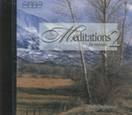 Meditations For Orchestra 2 - CD