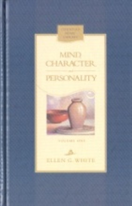 Mind, Character Vol 1 & Personality