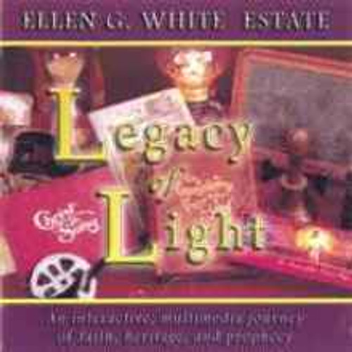 Legacy of Light CD ROM
