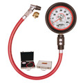 "Longacre 3 ½"" GID Tire Gauge 0-40 by ½ lb -52011"
