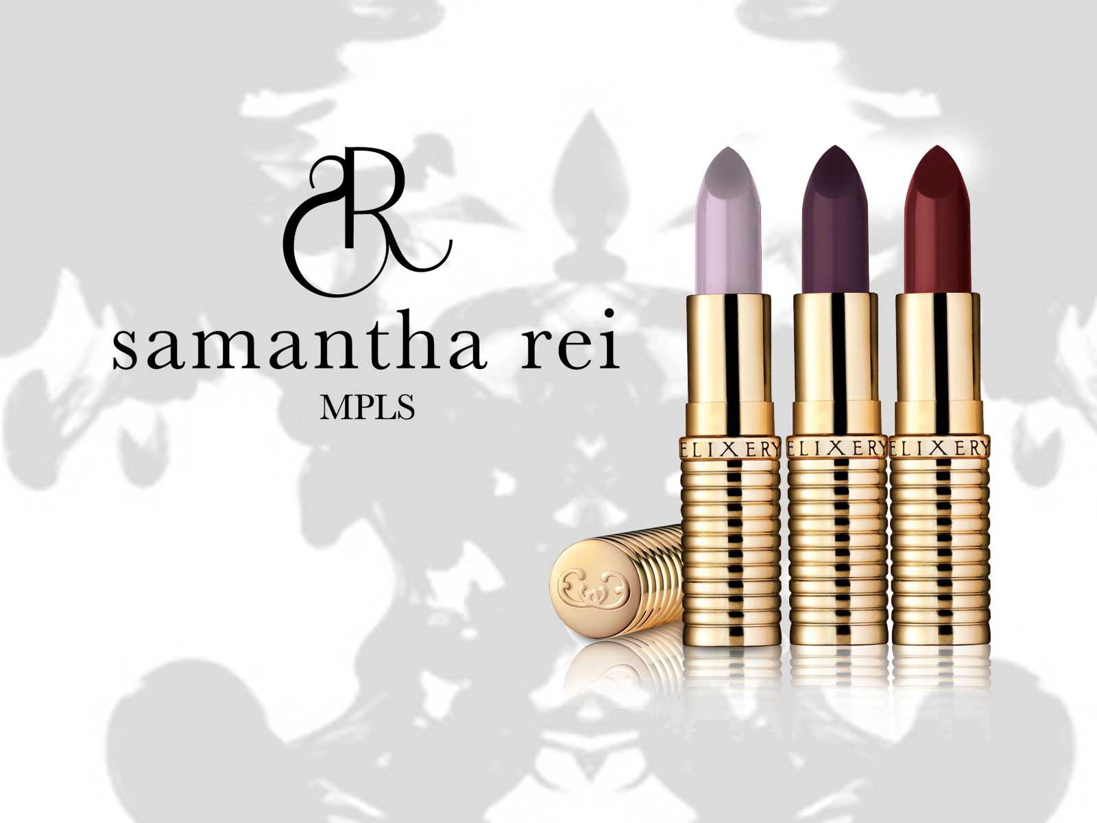 Image of Samantha Rei Limited Edition Lipstick Trio