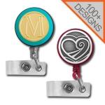 Decorative Badge Holders