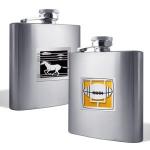 Unique Flasks by Theme