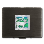 Animal Cigarette Case Wallets