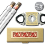Cigar Cases, Tubes, & Cutters