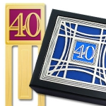 Number 40 Gifts