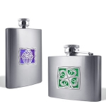 Small Flasks - 3 Oz & 4 Oz