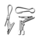 Badge Straps, Clips, & Parts