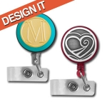 Customize Your Badge Holder Reel