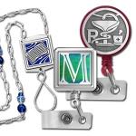 Badge Holders & Lanyards