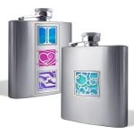 Flasks 6 Oz