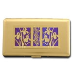 Flower & Nature Cigarette Case Wallets
