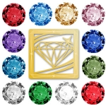 Birthstone Color Meanings