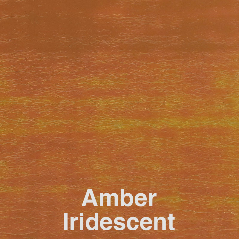 Amber Iridescent Color
