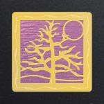 Gold - Lavender Iridescent