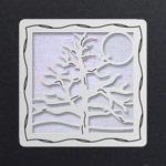 Silver - Pearl Iridescent