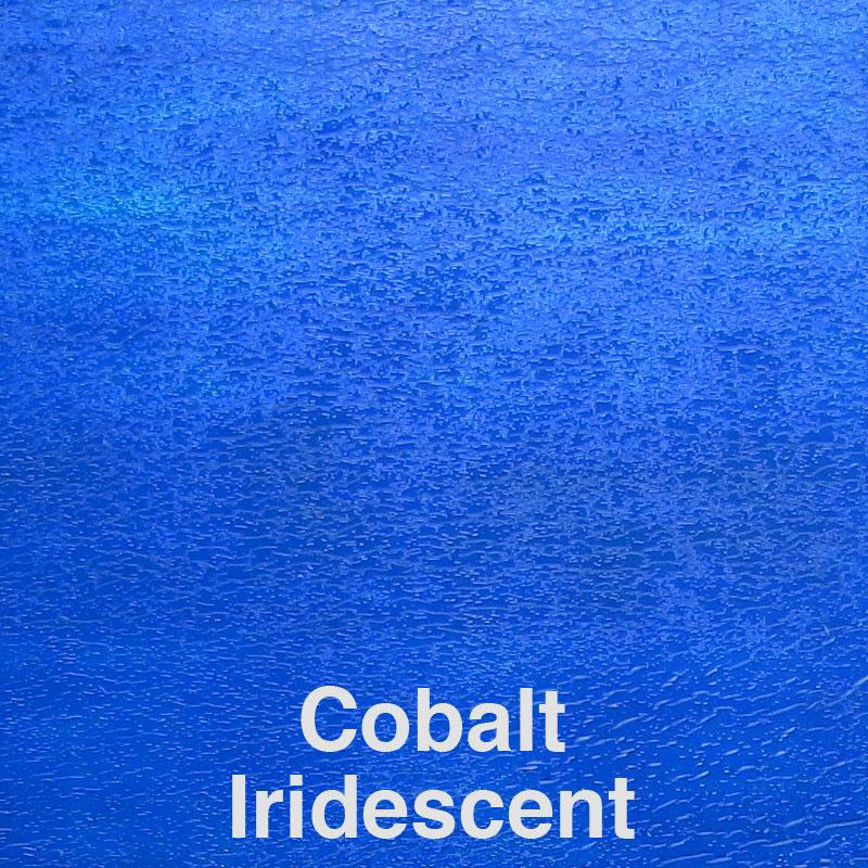 Cobalt Iridescent Color