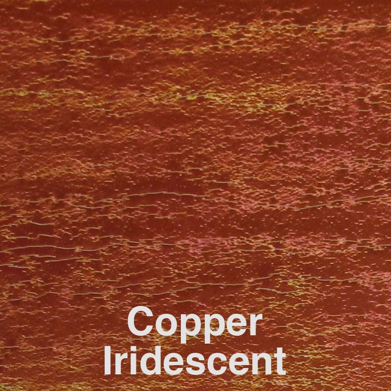 Copper Iridescent Color