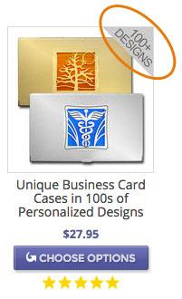 Custom Business Card Holders