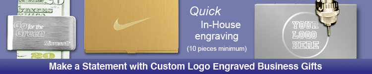 Custom Logo Engraving
