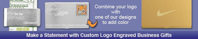 Custom Logo Engraved Gifts