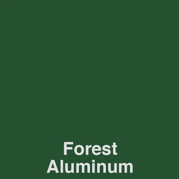 Forest Aluminum Color