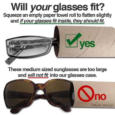Will Your Glasses Fit?