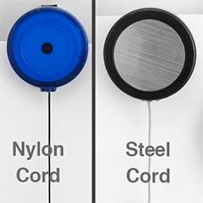 Reel Cords - Nylon & Steel