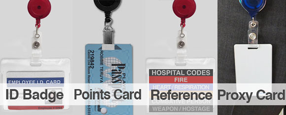 Badge Reel Uses for Employees