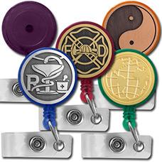 Badge Reel Styles